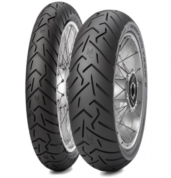 170/60 ZR17 72W PIRELLI SCORPION TRAIL II