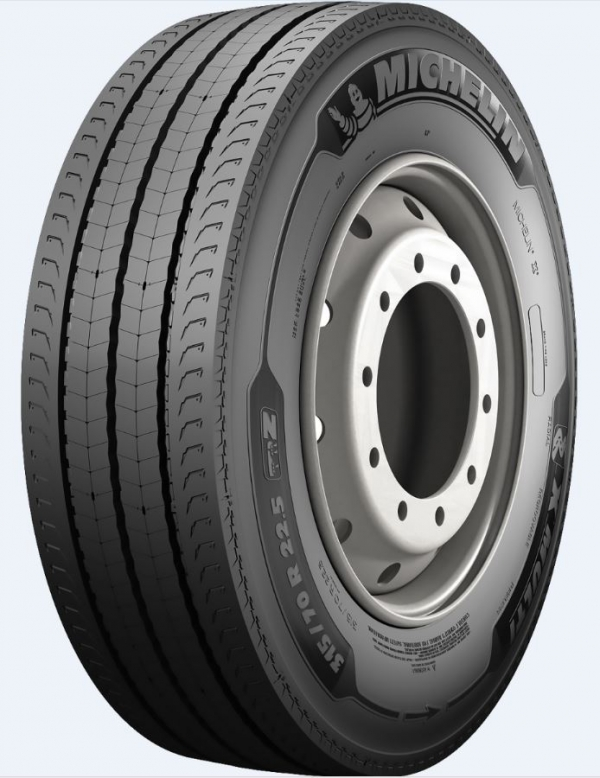 225/75 R17.5 129/127M MICHELIN X MULTI Z